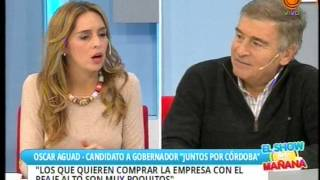 Oscar Aguad en El Show de la Mañana 25 05 2015