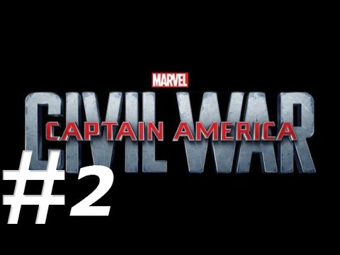 I Wish We Could Turn Back Time - Captain America Civil War