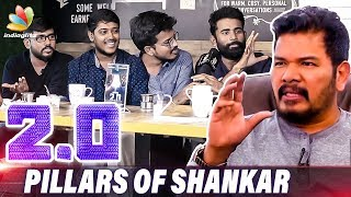 Shankar Hates பிரமாண்டம் : 2.0 Assistant Directors Reveals | Superstar Rajinikanth | Interview