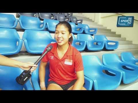 Charmaine Seah   Team Singapore Tennis Features