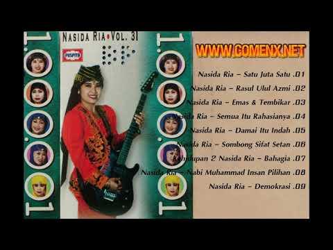 Nasida Ria Vol 31 Satu Juta Satu Full Album