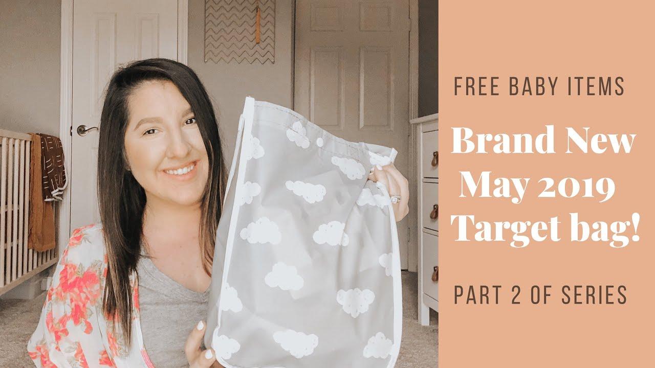 FREE BABY ITEMS SERIES! Target + BuyBuy Baby Registry Bags ...