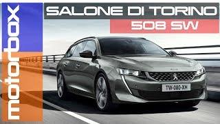 Nuova Peugeot 508 | L