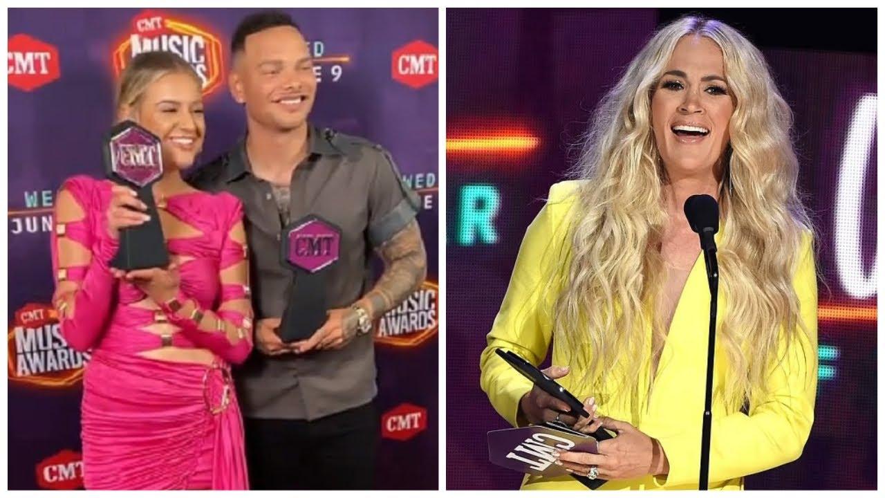 CMT Music Awards 2021: A list of winners