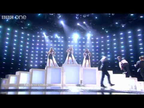 "Josh Dubovie UK ""That Sounds Good to Me"" - Eurovision Song Contest Final 2010 - BBC One"