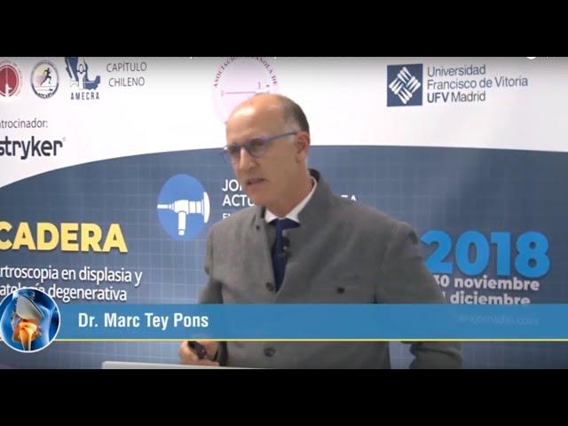 Jornadas de Actualización Asociación Española de Artroscopia de CADERA — AEA —