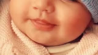Very 😘Cute Baby Smile ( Status Video)