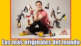 Los zapatos más originales del mundo