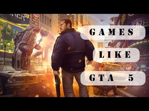 Top 10 Games Like GTA 5 For Android & IOS 2017 | Best GTA Games