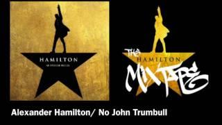 Alexander Hamilton No John Trumbull