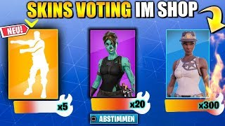 ZAHNSEIDE 3.0 im SHOP 🛒 Neue Skins & Item Voting LEAKED in Season 10 | Fortnite Leaks Deutsch