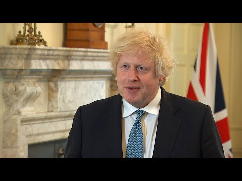 Boris Johnson says Brexit negotiations need 'a bit of oomph' if UK and EU are to strike a deal