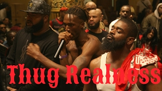 Bq Thug Realness @ House of Ebony LaFamilia Ball 2017