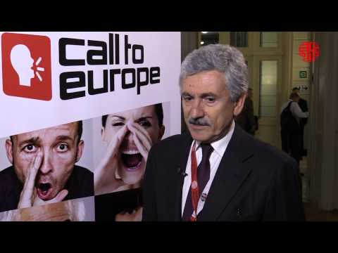 Interview with Massimo D'ALEMA, FEPS president