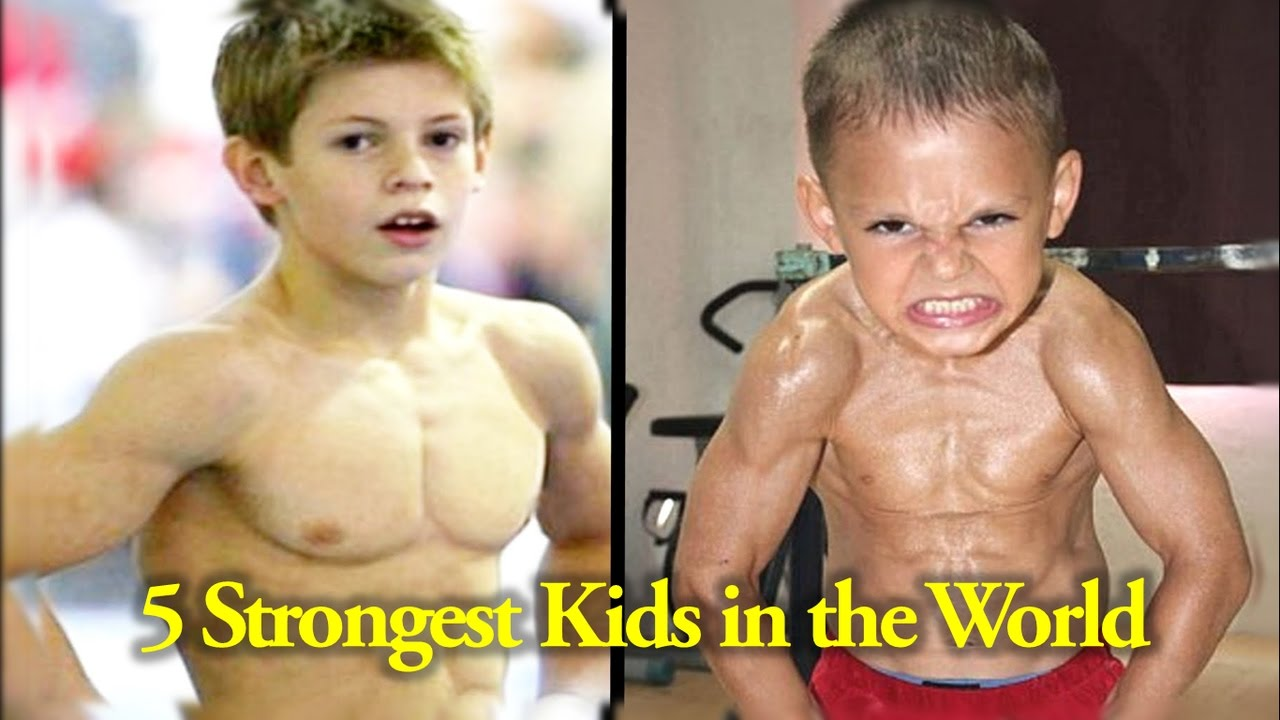 Top 10 Strongest Kids In The World Are The Houses Of Mega