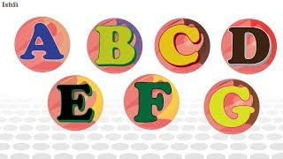 ABC song | ABC Phonics Song For Children - 26 Alphabet Letters