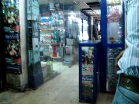 Hidden game stores in Cairo Egypt