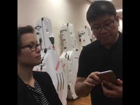 Facebook Live in Hong Kong with Lea Salonga and her brother Gerard Salonga! (In Rehearsal)