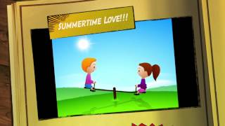 SUMMERTIME LOVE by Ginger Pangas