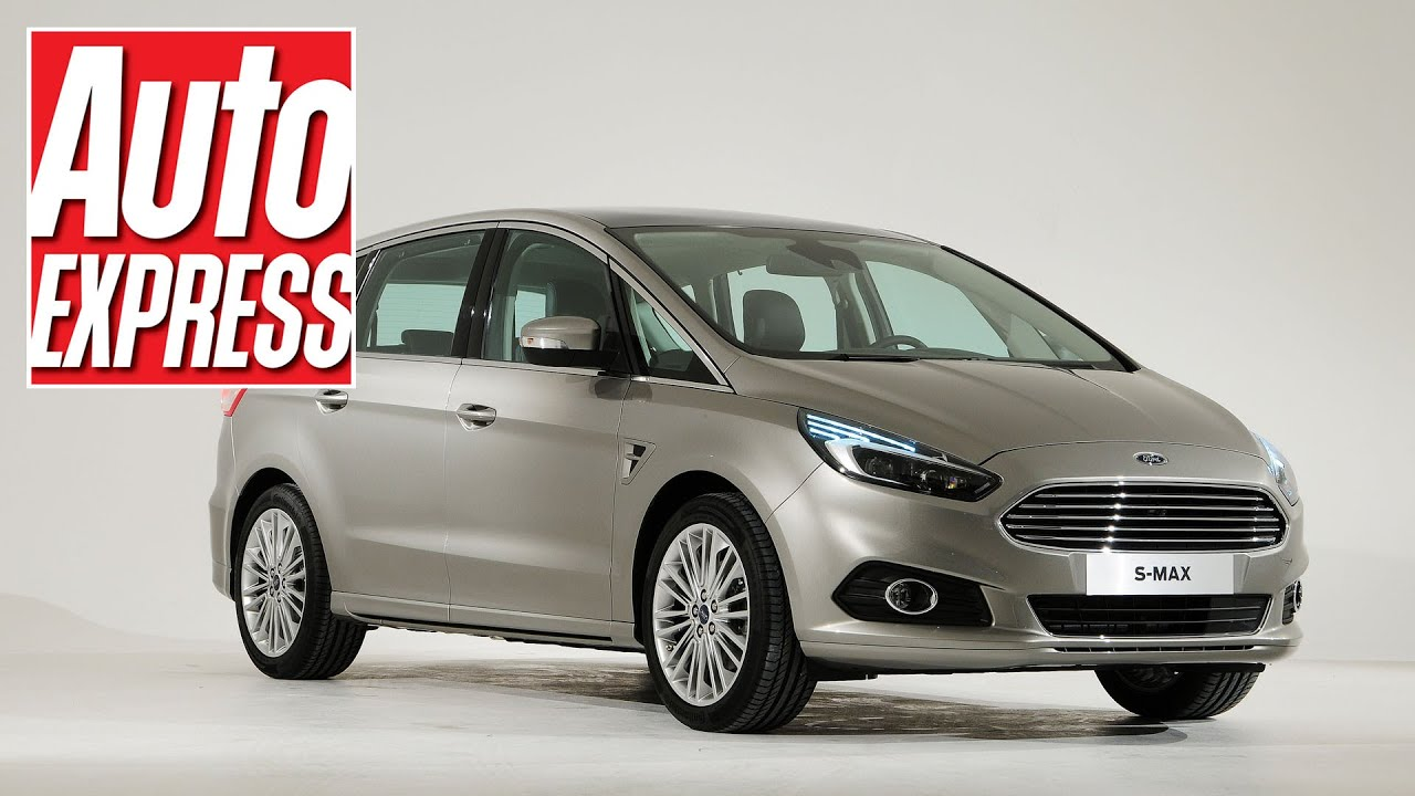 ford s max 2014 revealed exclusive video youtube. Black Bedroom Furniture Sets. Home Design Ideas