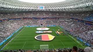 Germany anthem 🇩🇪 World cup 2018