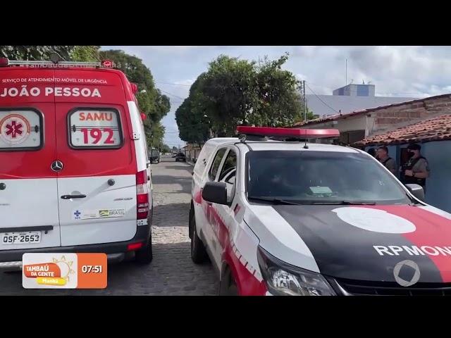 Tambaú da Gente Manhã - Jovem de 17 é esfaqueado no bairro do Rangel