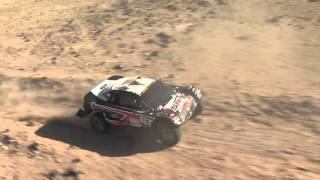 AFRICA ECO RACE 2016  - CLIP Day5