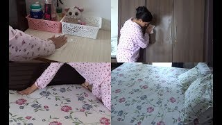 MY BEDROOM CLEANING ROUTINE 2018BEDROOM CLEANING ROUTINEShraddha Dumbhare Vlog