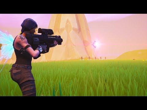 NEW Proximity Grenade Launcher Gameplay Fortnite