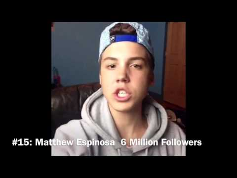 Top 34 Most Famous Viners