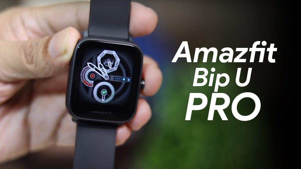 Amazfit Bip U Pro - It Gets Better! - YouTube