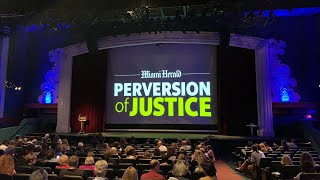 Miami Herald's Perversion of Justice investigative team discuss the Jeffrey Epstein report