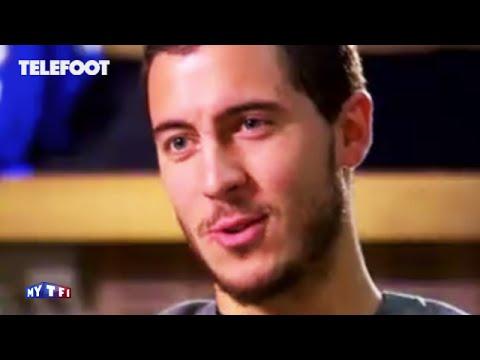 """Eden Hazard """"Quand je joue bien, souvent Chelsea joue bien"""""""