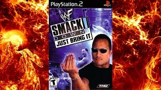 WWF Smackdown - Just Bring It ! PS2 Re Review