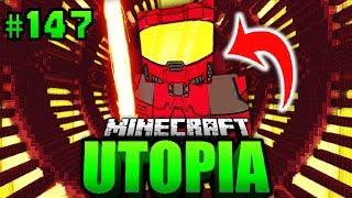 ÄÄH... NOX? BIST das DU?! - Minecraft Utopia #147 [Deutsch/HD]