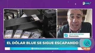 El dólar blue sube ¿qué pasará con el valor de la moneda extranjera?