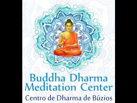 Palestra Correta Visão da Realidade - Lama Michel  - Buddha Dharma Meditation Centre - parte 1