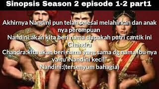 Sinopsis Chandra Nandini Season 2 episode 1-2 ||#Part1