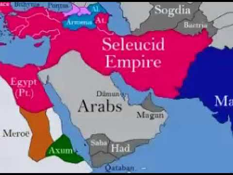History of west asia EVERY YEAR!!! !!!تاريخ غرب آسيا كل سنة
