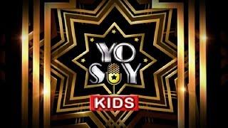 No te pierdas hoy a las 8 pm las grandes presentaciones de Yo Soy Kids