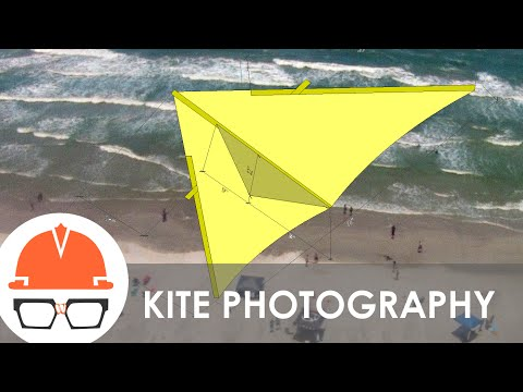 Kite Aerial Photography Rig