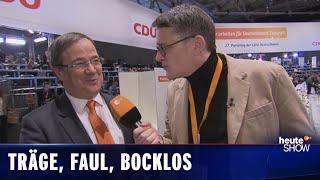 Nur kritiklose Abnicker! Ralf Kabelka auf dem CDU-Parteitag