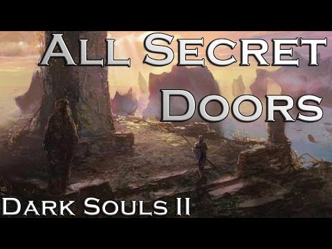dark souls 2 how to break wall in cardinal tower