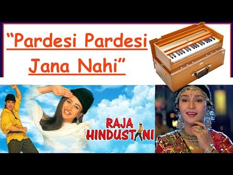 Pardesi Pardesi - Raja Hindustani | Aamir Khan, Karisma Kapoor | Udit Narayan, Alka Yagnik