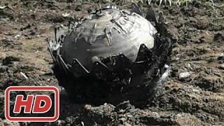 UFO Hits Russian Proton-M Rocket - Three UFOs Fall in China - NEW HD