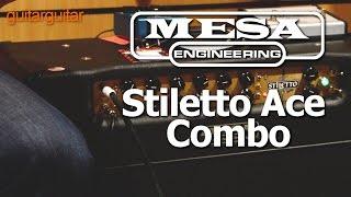 Mesa Boogie Stiletto Ace 1x12 Combo