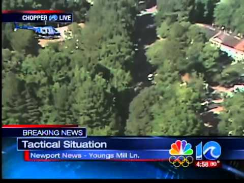 Tactical Situation In Newport News