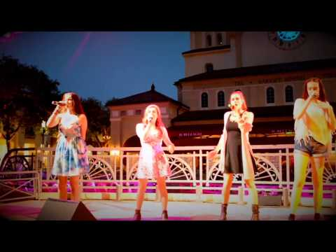 Cimorelli - Renegade live in Miami (9/19/14)