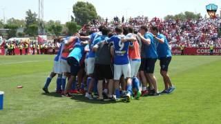 Sevilla Atlético vs Lleida Esportiu