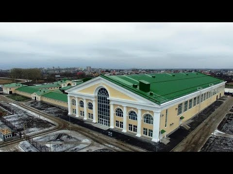 Курская конноспортивная школа. Видеопрезентация